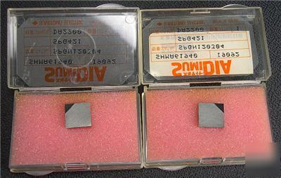 2 Sumitomo Spg 421 Da2200 Pcd Diamond Inserts R 100 Ea