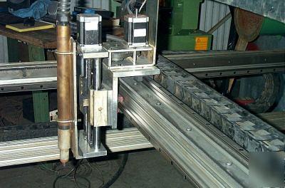 Practical Cnc Hypertherm 1650 Plasma Table 5x10 100a
