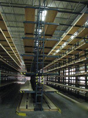 Cantilever Rack Furniture Rack System