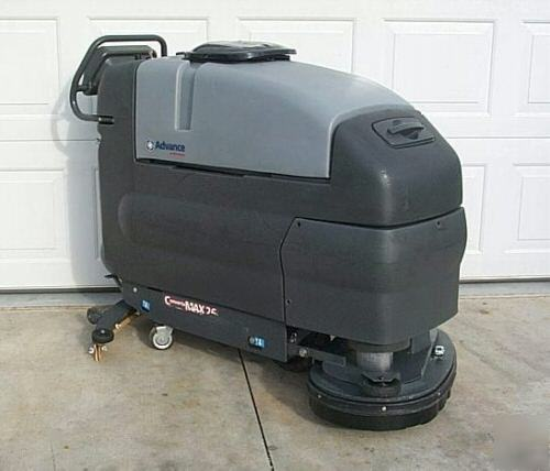 Automatic Floor Scrubber Advance 26 Auto Scrubber
