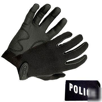 Hatch glove hatch NS430 specialist glove police logo lg