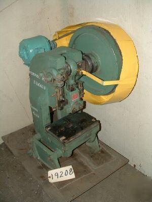 5 Ton Rousselle O B I Punch Press 1 4 Hp 19208