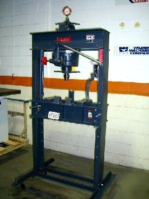 New 50 Ton Dake Hand Operated Hydraulic Press 20857