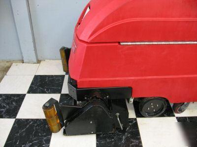 Factory Cat 28 Quot Industrial Floor Scrubber Cleaner