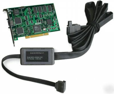XDS560 pci emulator for ti dsp