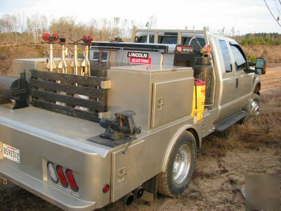 2008 Ford 4x4 Custom Built Welding Truck
