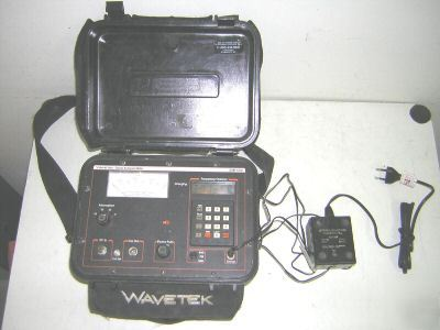 Wavetek Sam 1500 Signal Analysis Meter