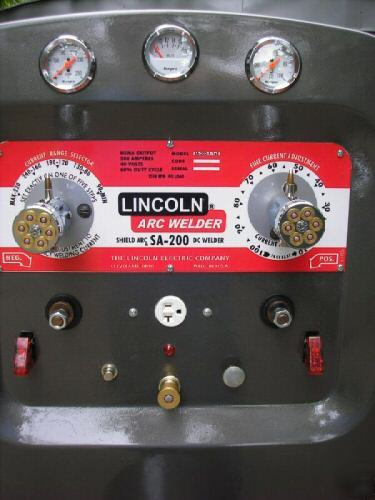 lincoln welders sa 200 wiring  lincoln  get free image