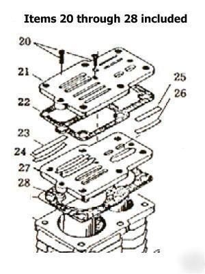 Wiring Diagram Curtis E 57 Air Compresor