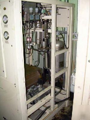 Teledyne Hydrogen Generator System W Culligan Softner