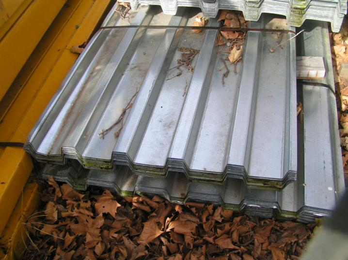 Corrugated Iron Corrugated Iron Lengths