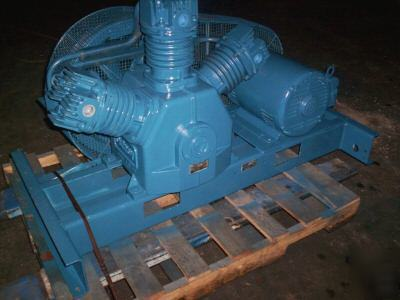 Quincy Qrds 15b Oilless Air Compressor 1 Year Warranty