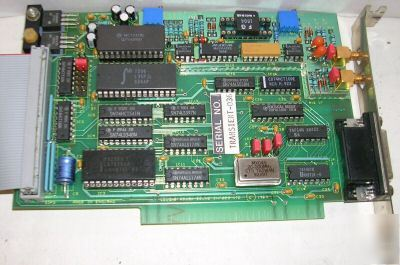 Loughborough sound images dsp board w/ti TMS320C30 chip