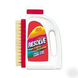 Resolve Hi Traffic Carpet Cleaning Granules 18oz 4 Cs