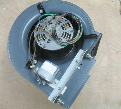 New Fasco 8 Squirrel Cage Blower Fan 3 Speed Near