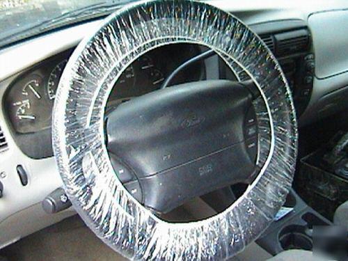 New Ford Explorer >> Lot of 10 mechanic plastic steering wheel covers