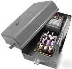 New siemens magnetic motor starter 5hp 3phase 230volt for Siemens magnetic motor starter