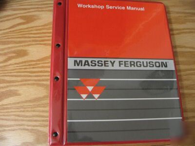 Contents contributed and discussions participated by rich detert massey ferguson tractor repair manual fandeluxe Gallery