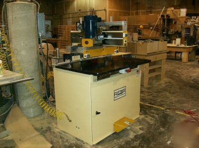 Tri State Motors >> Ritter R46 line boring drill used woodworking machinery