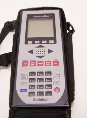 Sadelco Displaymax 800 Cli Signal Level Cable Meter