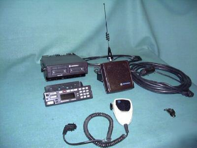 Motorola spectra smartnet 800MHZ police mobile radio image No 1 ambulance camper expedition rig conversion faq [archive  at cita.asia