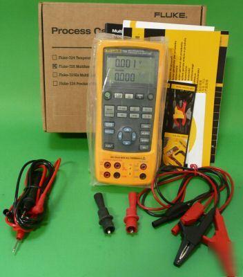 fluke 725 multifunction process calibrator user manual