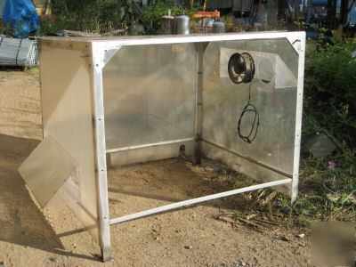 hydraulic pump tank w 40 hp baldor motor parker hpu. Black Bedroom Furniture Sets. Home Design Ideas