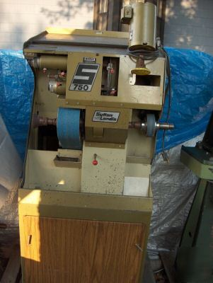 Sutton landis S750 shoe finisher leather shoe repair