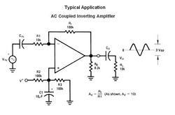 Робяты, LM358, конечно, может работать от однополярного источника +5 В, но в той схеме, что...