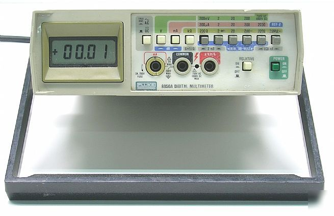 fluke benchtop multimeter 1