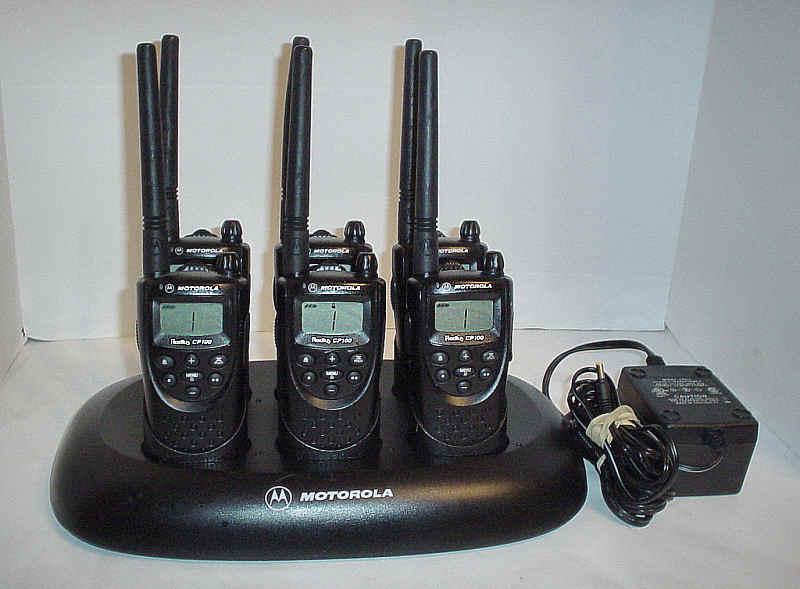 Motorola Radius m110 Manual
